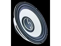 Bass Face 15.1 subwoofer,brand new,in the original package it came in,works in a small box,£35.00ono