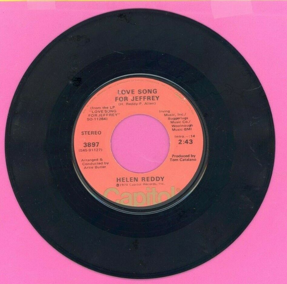 Emotion/I ve Been Wanting You/Helen Reddy 3 Additional 45rpm - $10.00