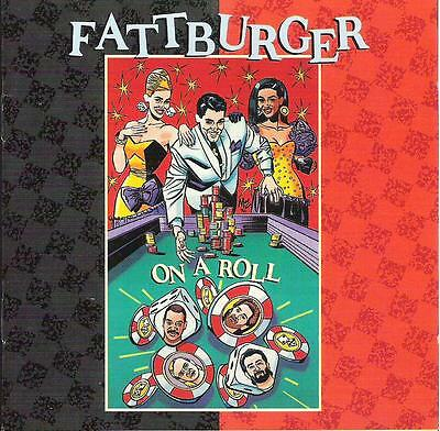 Fatburger On A Roll Cd