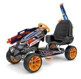 Nerf Go Kart. Brand New In Box