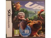 Nintendo DS Disney's UP Game