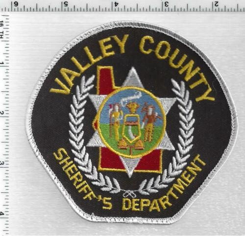 Valley County Sheriff