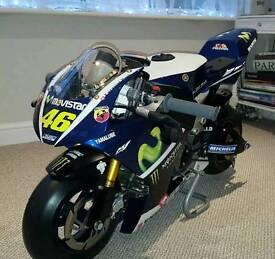 Mini moto blata b1 rep show piece vr46