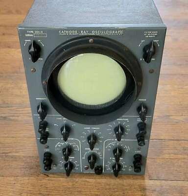 Vintage Du Mont Cathode-ray Oscillograph Type 304-h