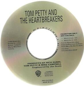 A2 USA PROMO cd single TOM PETTY WALLS PRO CD 8396 - Italia - A2 USA PROMO cd single TOM PETTY WALLS PRO CD 8396 - Italia