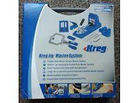 BRAND NEW Kreg Jig Master System