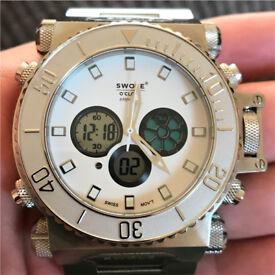 Swole VIP Alexander Swiss made watch