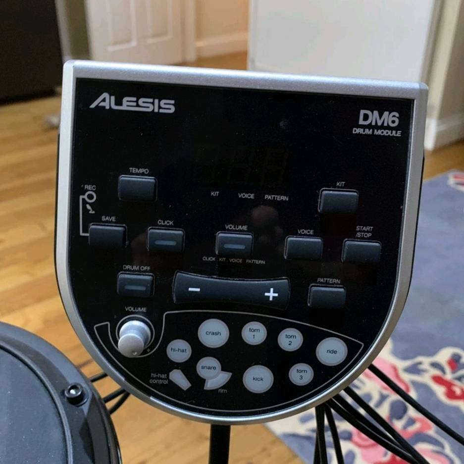 Alesis DM6 Drum Module | in Aldgate, London | Gumtree