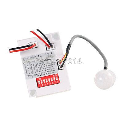 Plastic New Intelligent Light Body Sensor Ir Module Motion Sensing Switch