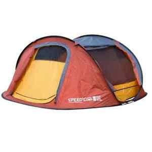 Speedy Tent 3 man pop up tent Ipswich Ipswich City Preview