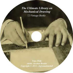 72-books-on-dvd-ultimate-library-on-mechanical-drawing ... hvac drawing book