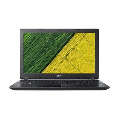 """REFURBISHED Acer A315-21 15.6"""" Notebook / AMD A6-9220 / 4GB / 1TB / Win 10"""