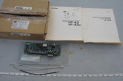 Toshiba Multi Option Pwb Kit Tosvert Vf-a3/a3n Part Code Vf3x-0887b