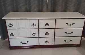 Dresser Drawers Sideboard Buffet Solid Timber Upper Coomera Gold Coast North Preview