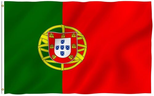 Portugal National Country Flag 3