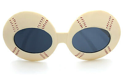 Baseball Novelty Costume Sunglasses - Baseball Party Sunglasses! NWT](Novelty Costume)
