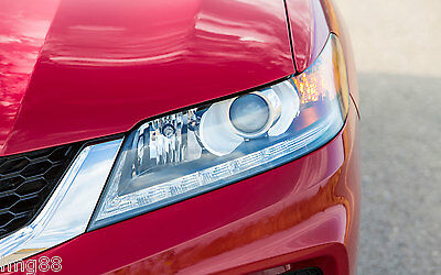 Genuine OEM Honda 2013 - 15 Accord Coupe Headlamp Upgrade Put v6 lights in 4 cyl
