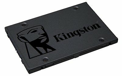 Kingston A400 SSD 120GB SATA III 2.5� Internal Solid State Drive SA400S37/120G