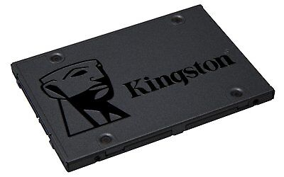 "Kingston A400 SSD 120GB SATA III 2.5"" Internal Solid State Drive SA400S37/120G"