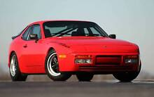WANTED PORSCHE 944 TURBO AND TURBO S, EVERYTHING CONSIDERED Sydney City Inner Sydney Preview
