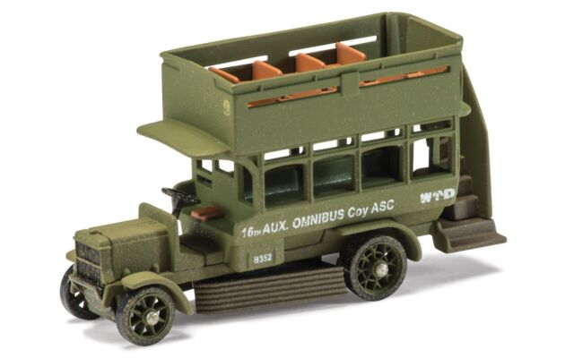 CS90611 Corgi Old Bill Bus WW1 Centenary Collection Die-cast Gift - New UK