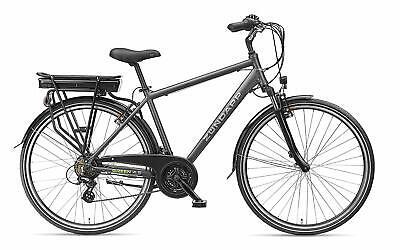 Zündapp Bicicleta Eléctrica 28 Pulgadas Hombre 21-Gang Trekking Pedelec Verde