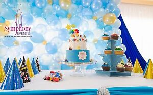 BIRTHDAY PARTY DECORATION AND HIRE Kogarah Rockdale Area Preview