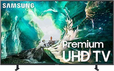 "Samsung 49"" Class (UN49RU8000FXZA) 4K 8 Series Ultra HD Smart TV with HDR+Alexa"