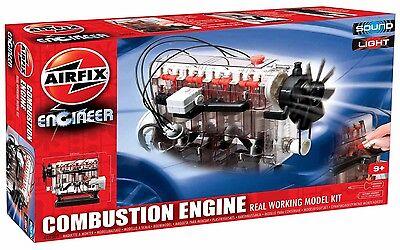 Airfix Engineer 1531008 Combustion Engine Modell Bausatz Verbrennungsmotor Motor