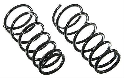 (Moog Chassis Parts 81085 Rear Constant Rate Coil Spring Set)