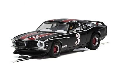 C4014 Scalextric Slot Car Ford Mustang Trans Am 1972 John Gimbel lowest price segunda mano  Embacar hacia Spain