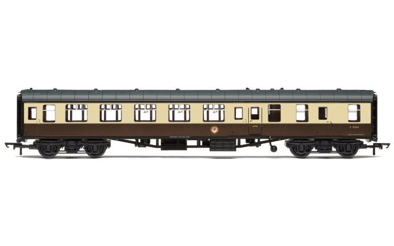 Hornby R4822 OO British Railways Mk1 Brake Second Open Era 5 Coach Car #W9264