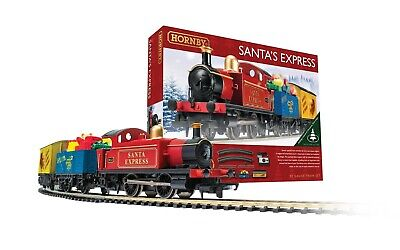 Hornby R1248 Santa's Express Christmas Starter Train Set