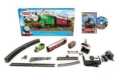 Hornby R9284 Thomas & Friends - Percy & The Mail Conjunto Tren Galga de Oo - DVD