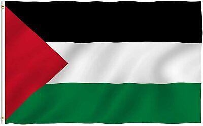 3×5 Palestine Flag 3'x5′ House Banner Brass Grommets Super Polyester Décor