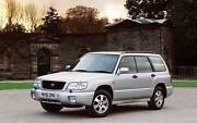 Subaru Forester 2L. engine. year 2001, silver, New battery, Eastern Suburbs Preview