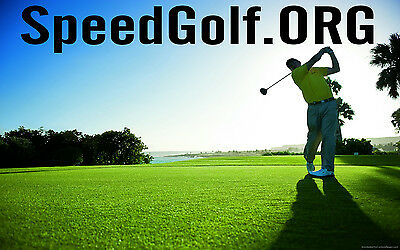 SpeedGolf.org  ----All Letter Domain Name----