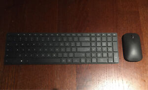 Microsoft Bluetooth Designer Keyboard and Mouse