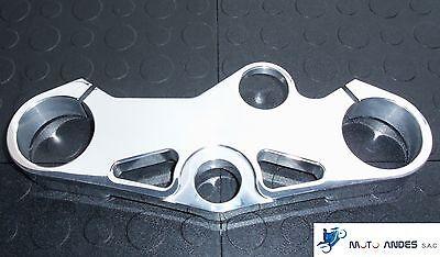 Suzuki Gsxr 1000 03-04 - Upper Triple Tree - Top Clamp Uttma02-polished