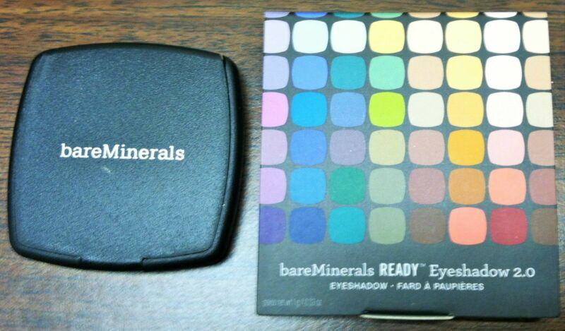 Bare Minerals Ready Eyeshadow 2.0 (Shades-Presto & Flicker) .03 OZ/1 g