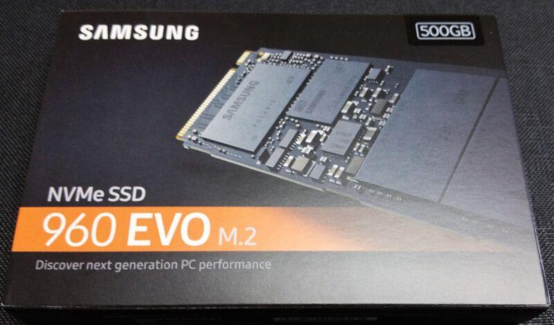 M.2 SSD Tray & 500G SSD M.2 NVMe kit for ThinkPad P50 P51 P70 P71 4XB0K59917