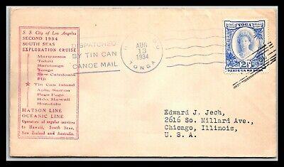GP GOLDPATH: TONGA COVER 1934 _CV699_P24