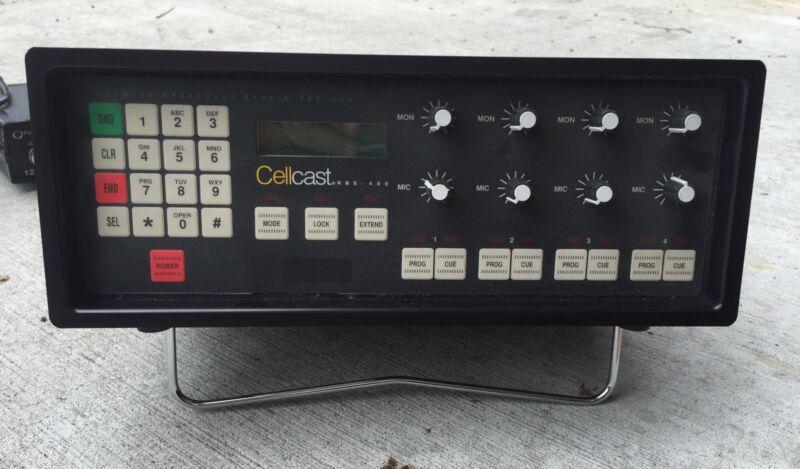 RBS 400 Analog Cellcast Transceiver