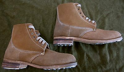 WWI US PERSHING M1918 INFANTRY TRENCH BOOTS- SIZE 9 for sale  Shipping to Canada