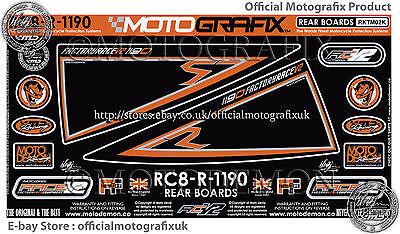 Honda GL1800 GL 1800 Tank Knee Number Board Motografix 3D Gel Protector