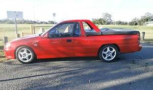 HSV VS Series 111 Maloo. Low K's. rare ute Cannon Hill Brisbane South East Preview