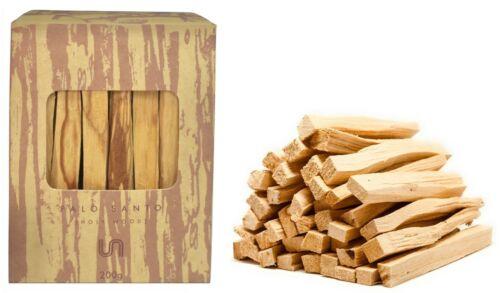 Palo Santo Incense Sticks Bulk | 200 Grams (Approximately 26-36 Sticks)