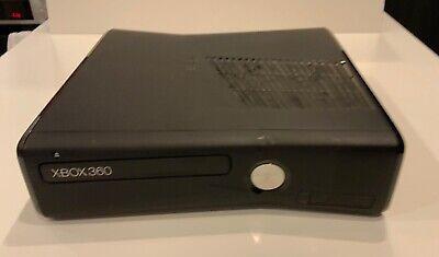 Microsoft Xbox 360 Slim 250GB Black Console