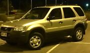 Ford Escape 4cyl 4wd  Seaford Rise Morphett Vale Area Preview