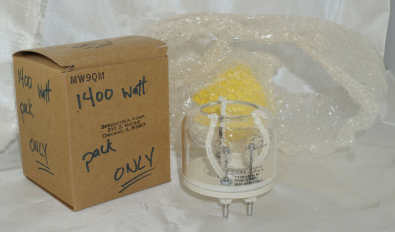 Speedotron MW9QM Flash Tube in Box